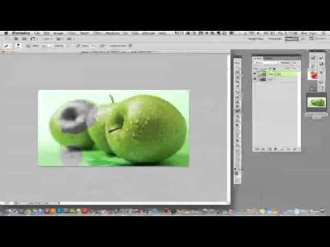 Photoshop CS5 Tutorial - Color Splash Effect (For Beginners)