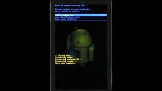 How To Hard Reset A Kyocera Hydro Icon C6730 Smartphone - PakVim net