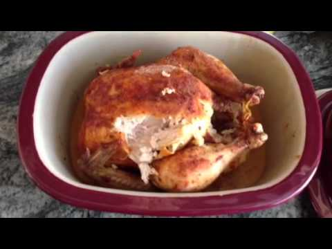 BEAN IN THE KITCHEN ~ 30 MINUTE CHICKEN IN THE MICROWAVE?....HMMM...LET'S SEE