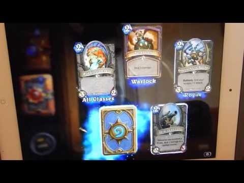Hearthstone Packs opened by popular demand! openboosters!
