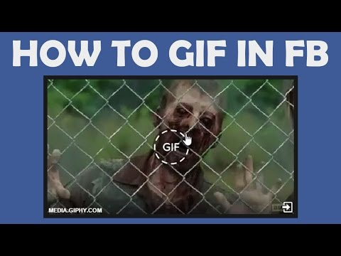 How to post animated GIF on your Facebook Timeline - 2015