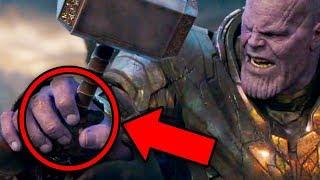 Download Avengers Endgame Thanos Battle NEW EASTER EGGS Revealed! Video