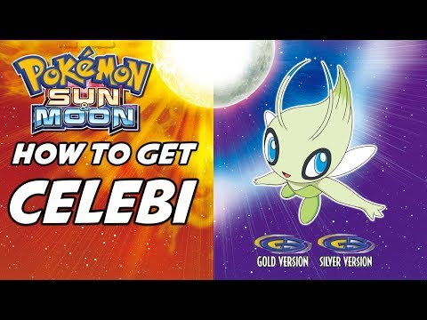 How to Get Celebi in Pokemon Sun and Moon! - Pokemon Gold and Silver eShop Bonus