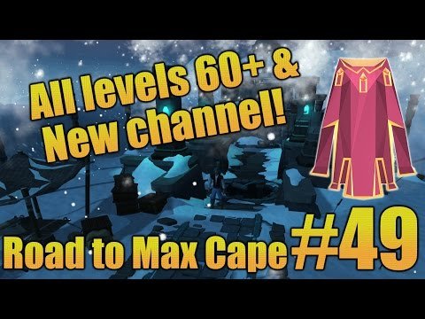 All levels finally 60+ & New Channel!