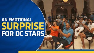 An Emotional Surprise For DC Stars