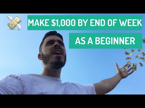 The FASTEST Way To Make Money Online With No Experience As A Beginner
