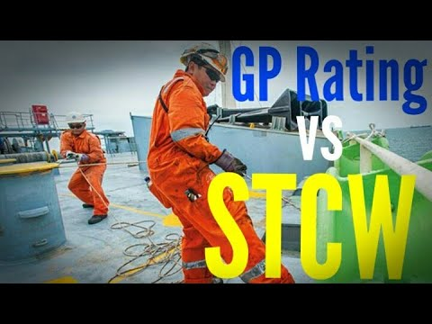 GP Rating vs 5 STCW Courses. Which is better?