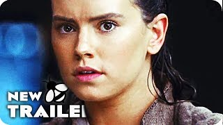 STAR WARS 8: THE LAST JEDI Behind the Scenes & Trailer (2017) Episode VIII