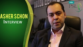 Owner of Multan team, Asher Schon Interview