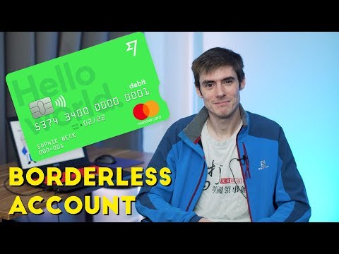 What is the New Transferwise Borderless Account?