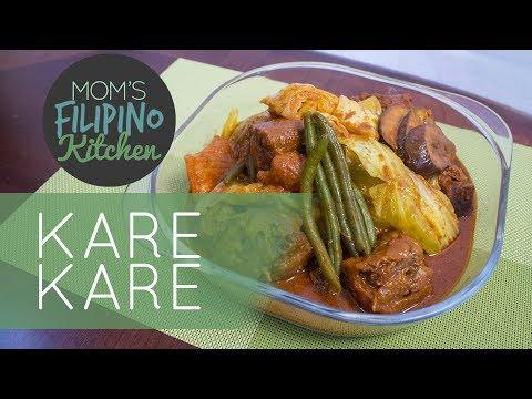 Kare Kare (Beef Stew w/ Peanut Sauce) | Mom's Filipino Kitchen