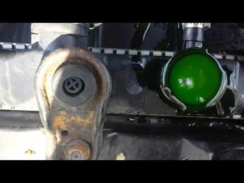 Radiator air purge video