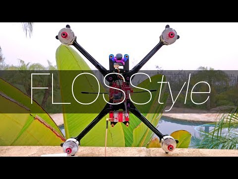 FlosStyle - some flying