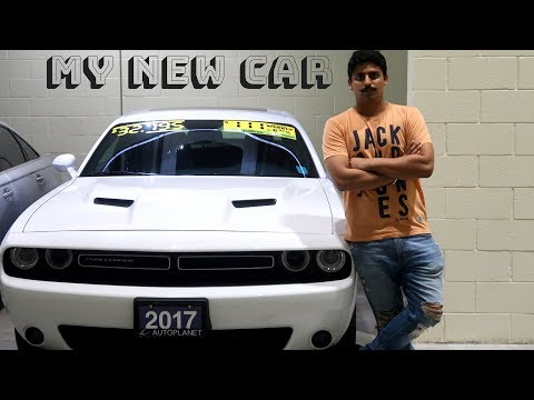 BUYING MY FIRST CAR IN CANADA | IRMAN GILL |