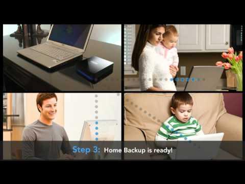 C2N Network Desktop Backup Drive USB 3.0
