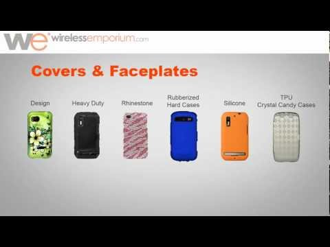 Cell Phone Cases: What are the different types of phone cases?