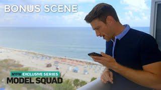 Heath Hutchins Plans to Surprise Caroline Lowe With a Proposal   Model Squad   E!