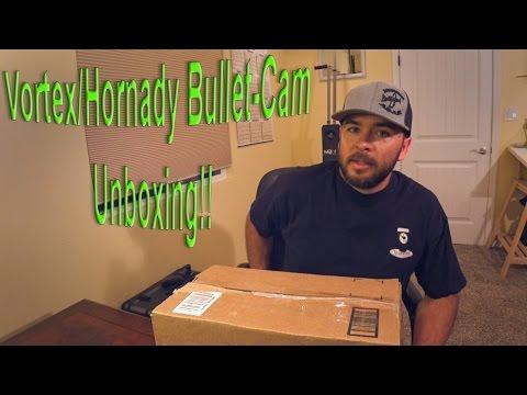 Vortex\Hornady Bullet-Cam Unboxing!!!