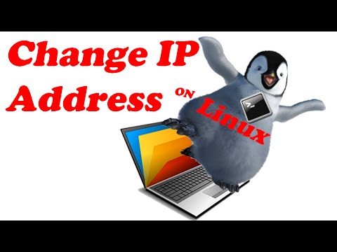How to Change IP Address on Linux (Terminal Commands)