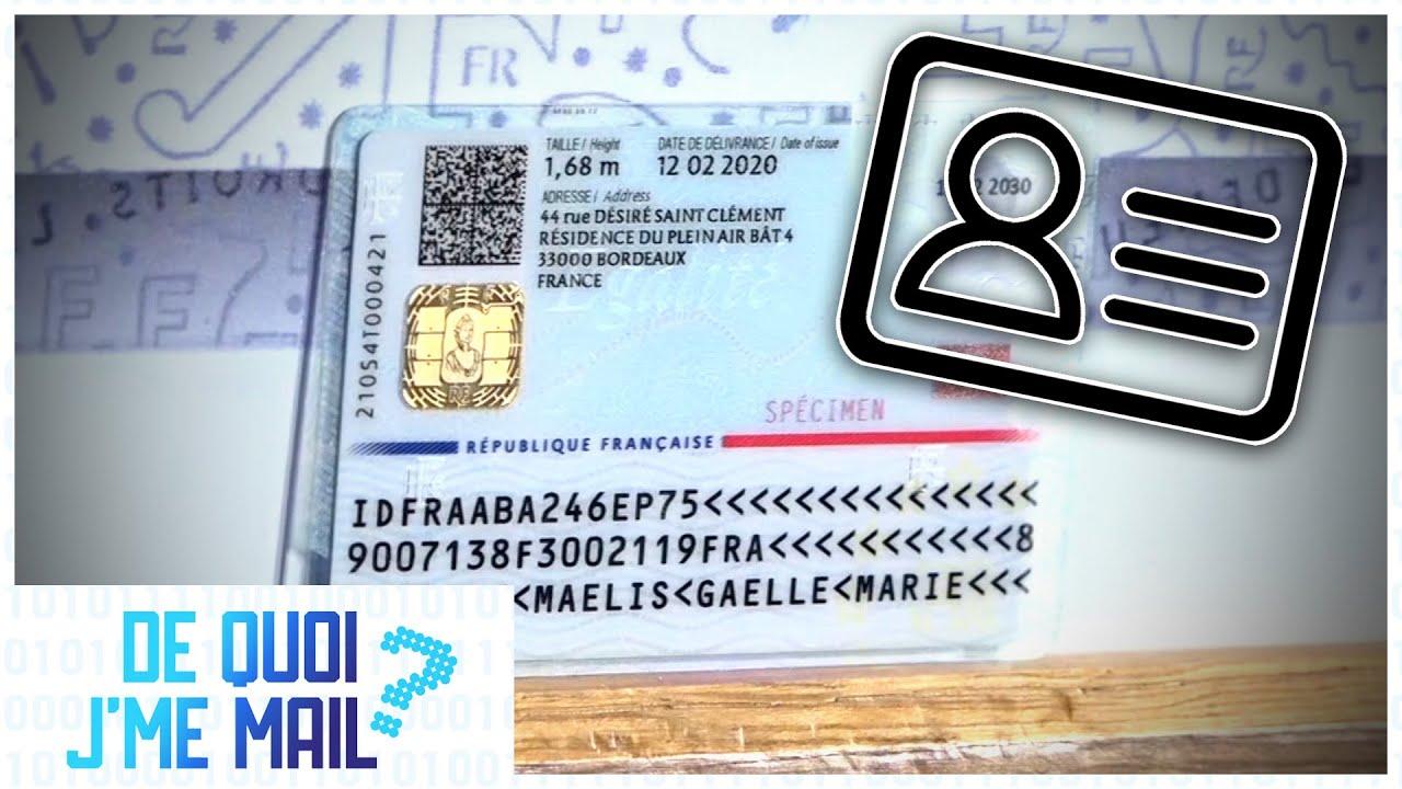 La nouvelle carte d'identité numérique arrive cet été DQJMM (1/2)