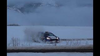 Highlights crashs & mistakes Vendredi 27/01 Rallye de Monte Carlo 2018 WRC by Ouhla lui