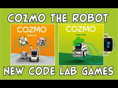 Cozmo the Robot | NEW Code Lab Games | Episode #80 | #cozmoments