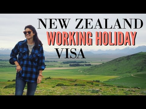 HOW TO GET A WORKING HOLIDAY VISA // New Zealand