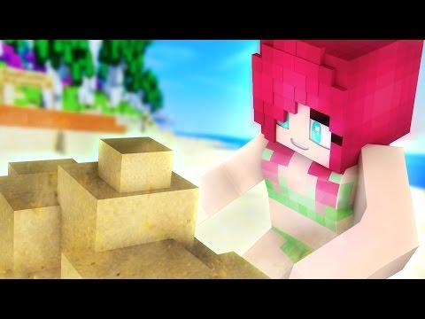 Friendship is Sandcastles! | Love~Love Paradise MyStreet [S2:Ep.4 Minecraft Roleplay]