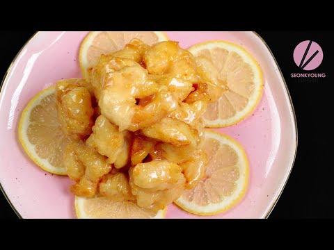Walnut Shrimp... Hold on Walnut!!