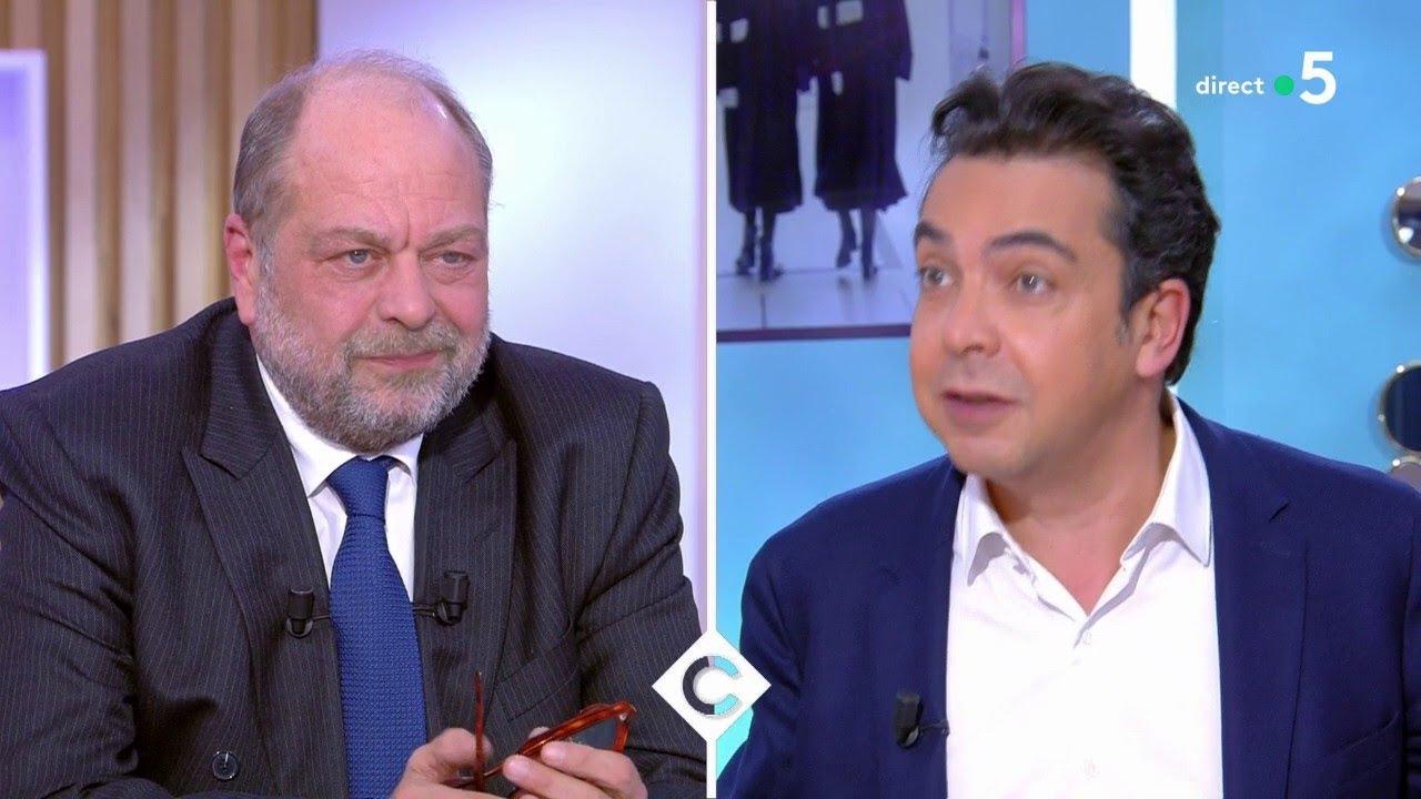 Éric Dupond-Moretti lance sa réforme pénale - C à Vous - 05/03/2021