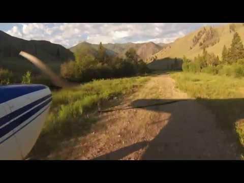 Utah Boys At Johnson Creek, ID Fly In 2013