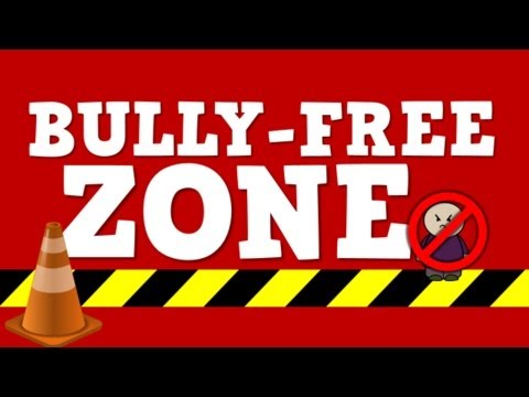 BULLY-FREE ZONE!  (Anti-bullying song for kids!)