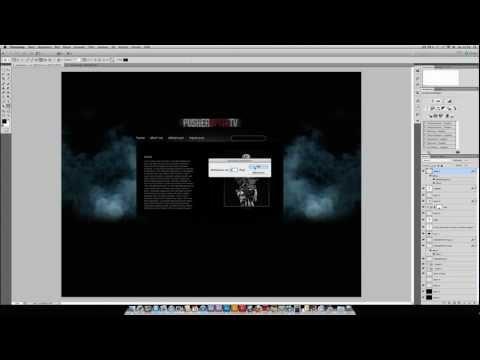 Photoshop CS5   Speedart - Battlefield 3 Design (+ PSD)