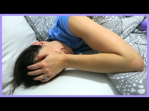 NIA'S OVARIAN CYST RUPTURED!