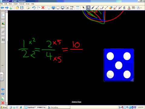 Video Walkthrough: Equivalent Fractions and Finding the Missing Numerator or Denominator