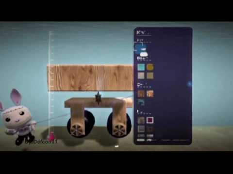Little Big Planet How to make a Transforming Box Car By: Defcon01