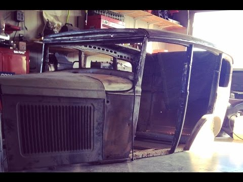 Hot Rod Build (Model A Ford)