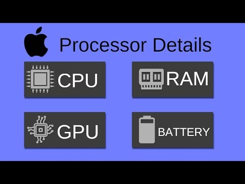 How To Find Out What Processor On My iPhone or iPad