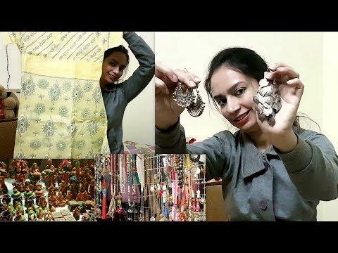 Indian Shopping Fest Shilpgram Utsav Shopping Haul || Glad To Share