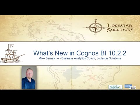 Whats New in IBM Cognos BI 10.2.2
