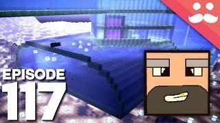 Hermitcraft 5: Episode 117 - PRANKS, Progress and Base Building!