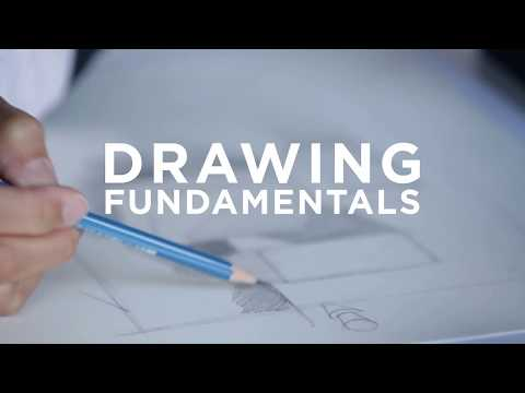 Drawing Fundamentals: Getting Started (Official Trailer) with Amy Wynne