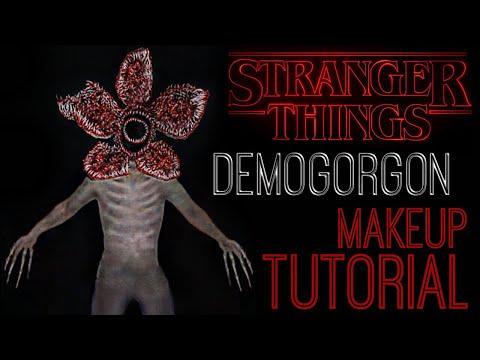 Demogorgon costume | DIY stranger things halloween costume 2018 | taylor bee