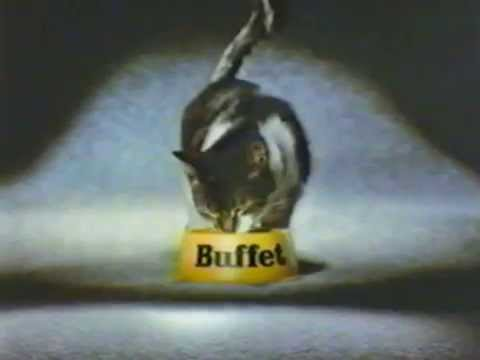 1984 Frisky's BUFFET form Carnation Commercial