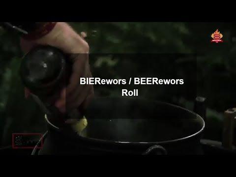 BIERewors (BEERewors) Rolls - A BraaiBoy TV episode