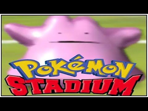 FULL POKEMON STADIUM TEAM!