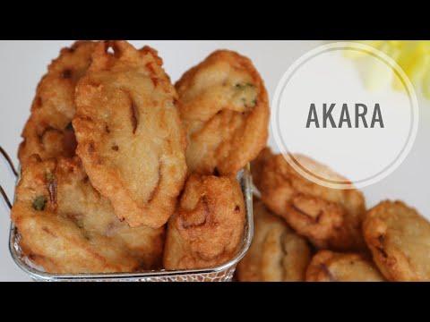 How to make Akara (Bean cake) | Nigerian food