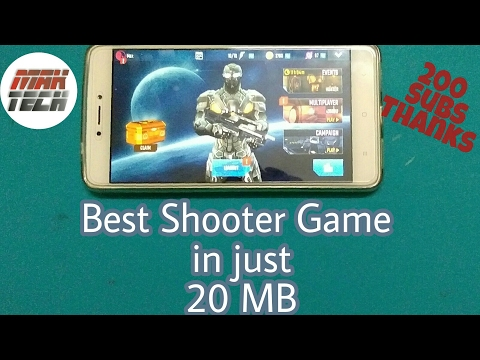 Best Shooter Game in just 20 MB | N.O.V.A. Legacy | in Hindi
