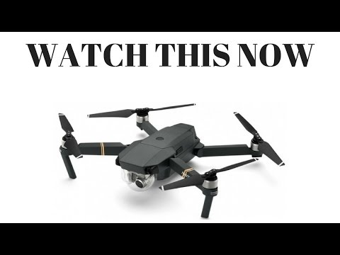 DJI Mavic Pro - WATCH THIS BEFORE YOU FLY - How To Setup for First Flight - Tutorial