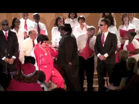 Elvis, City of West Palm Beach, Florida Employee Choral Group